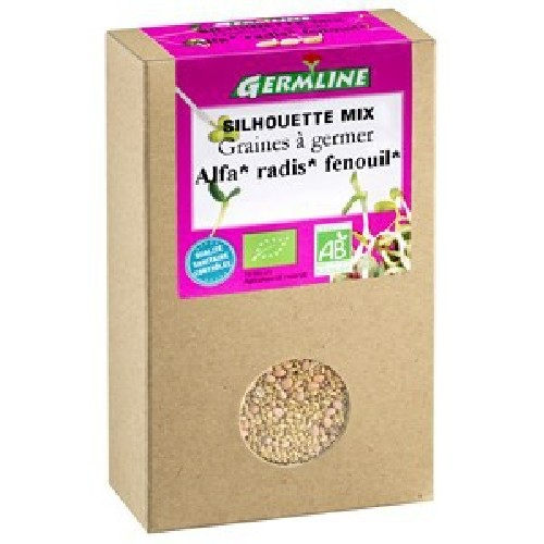 Mix Fitness (Alfalfa, Ridiche si Fenicul) pentru Germinat Bio 15