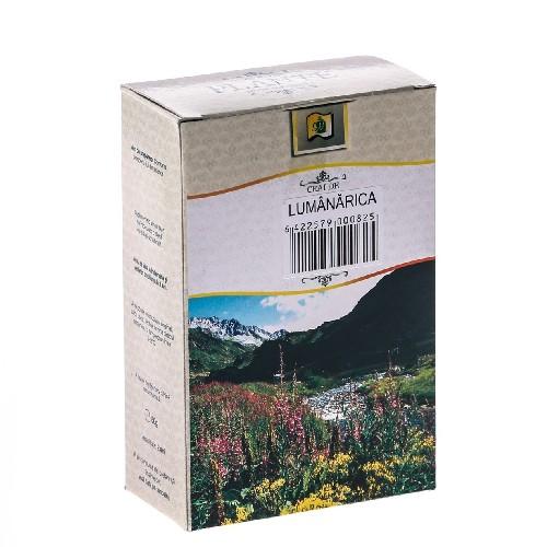 Ceai Lumanarica 50gr Stefmar