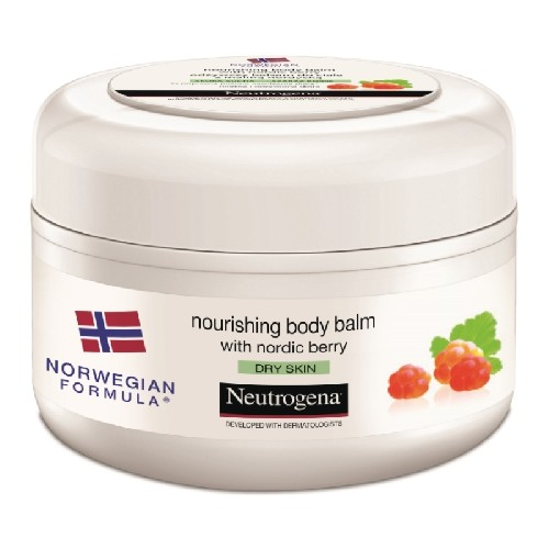 Neutrogena Crema Hidratanta Nordic Berry 200ml