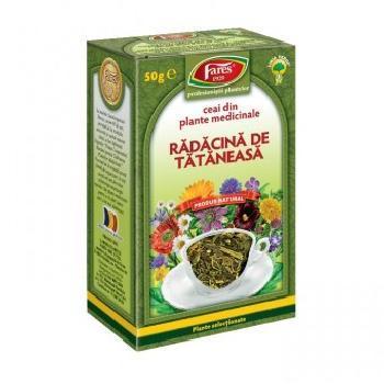 Ceai Tataneasa Radacina 50gr Fares