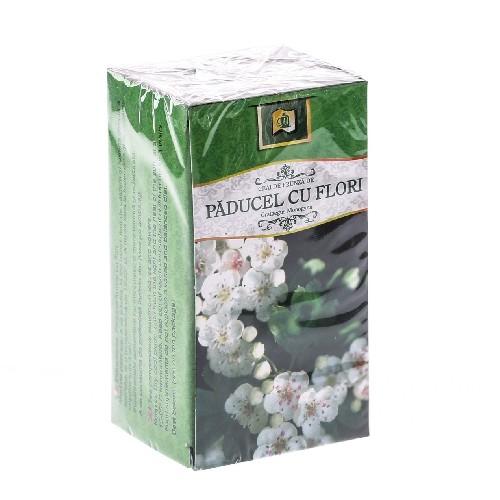 Ceai de Paducel cu Flori 20dz 1,5 gr StefMar