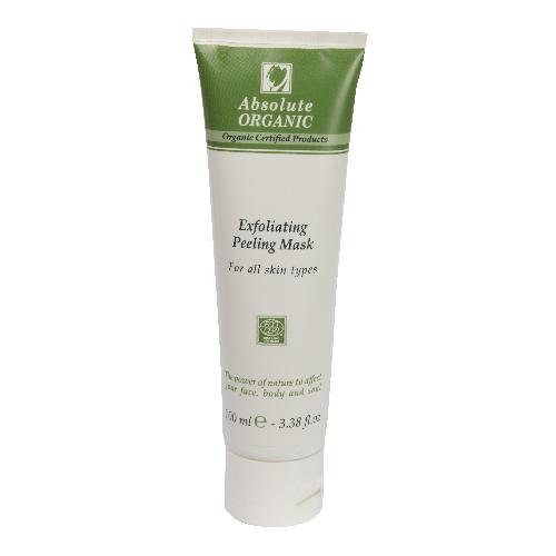 Masca Exfolianta organica pentru Fata 100ml Absolute Organic