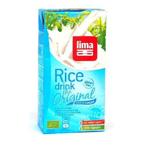 Lapte De Orez Original Bio 500ml Lima