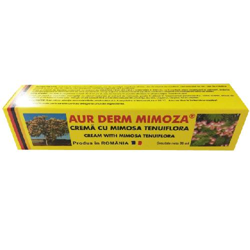 Crema Aur Derm cu Mimoza Tenuiflora 30ml Laur Med