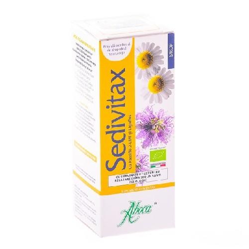 Sedivitax Sirop Pentru Copii (bio) 220gr Aboca