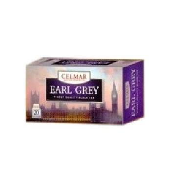Ceai Negru Earl Grey 20dz Celmar