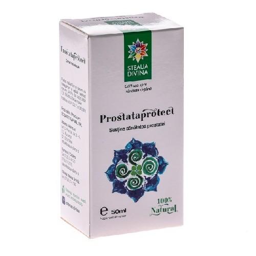 Tinctura Prostata Protect 50ml Steaua Divina