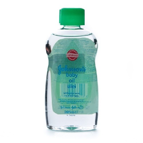 Johnsons Baby Ulei Aloe 200ml