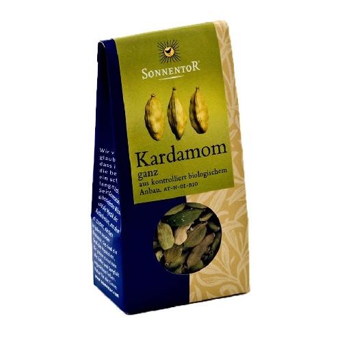 Cardamom Intreg Verde Eco 30gr Sonnentor