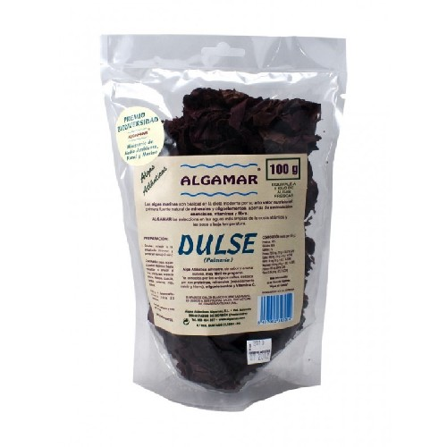 Alge Marine Dulse Bio 100gr Algamar