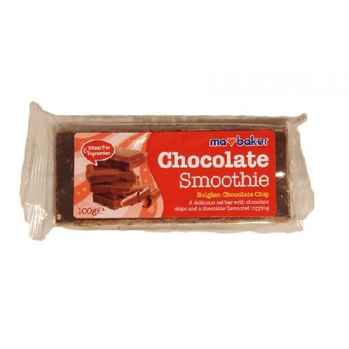 Ma Baker Baton de Ovaz cu Ciocolata Belgiana 100g