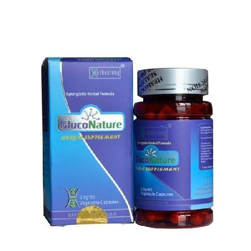 Gluconature 60cps Darmaplant