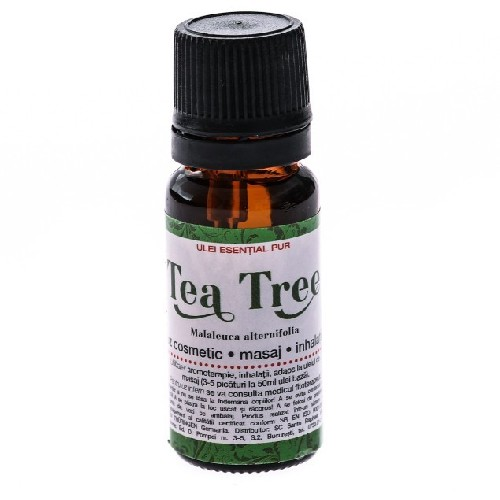 Ulei de Tea Tree 10ml Steaua Divina