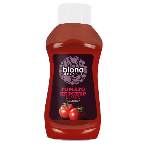Ketchup Clasic Bio 560gr Biona