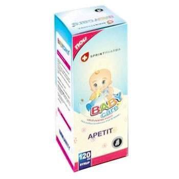 Baby Care Apetit 120ml Sprint Farma