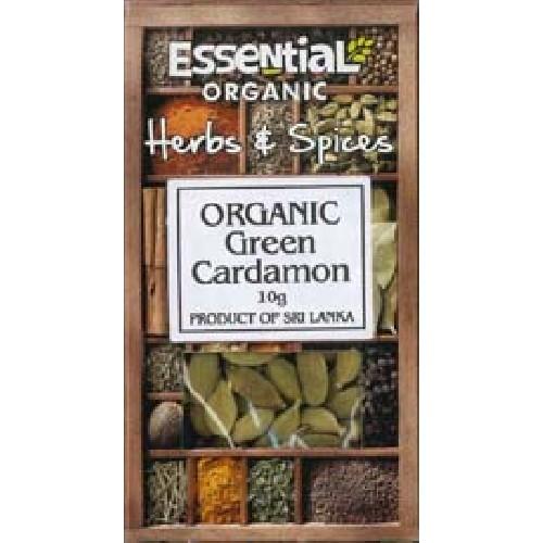 Cardamom Intreg Bio 10gr Essential