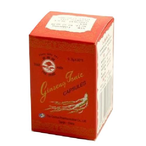 Ginseng Tonic 30cps Sanye