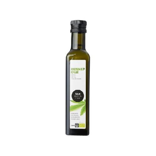 Ulei de Canepa Bio 250ml Smaak