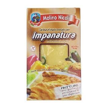 Pesmet Fara Gluten 375gr Molino Nicoli