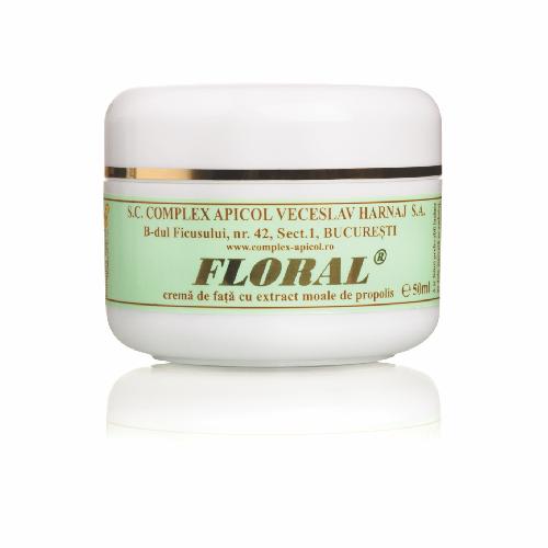 Floral Crema de Fata cu Propolis 50ml Complex Apicol