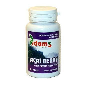 Acai Berry 600mg 60 capsule