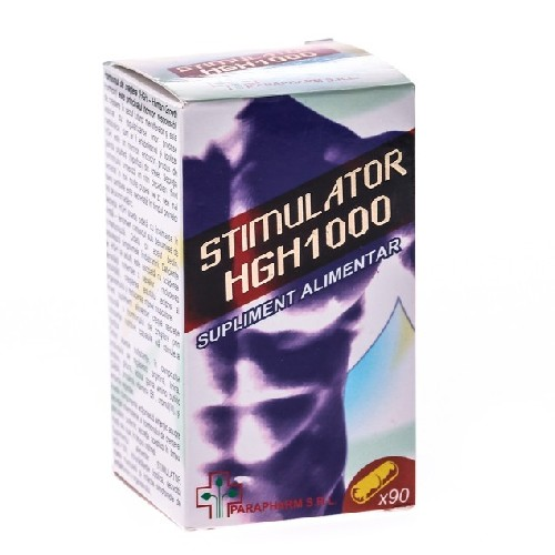 Stimulator Hgh1000 90cps Parapharm