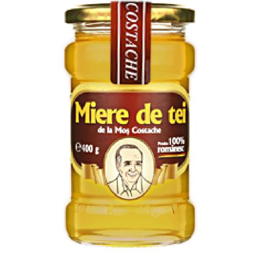 Miere De Tei Mos Costache 400gr Apicola Costache