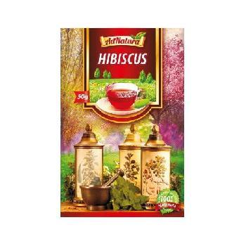 Ceai Hibiscus 50gr Adserv