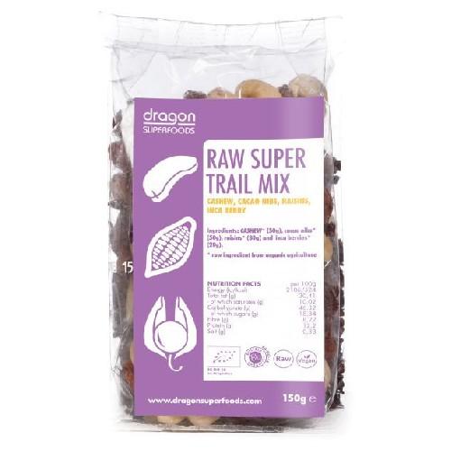 Super Mix Raw (incan Berry  Caju  Miez Boabe Cacao