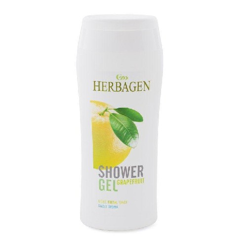 Gel de Dus Grapefruit 250ml Herbagen