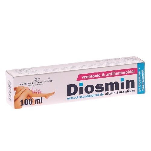 Diosmin Crema 100ml Remedia