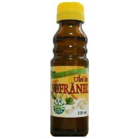 Ulei de Sofranel Presat la Rece 100ml Herbavit