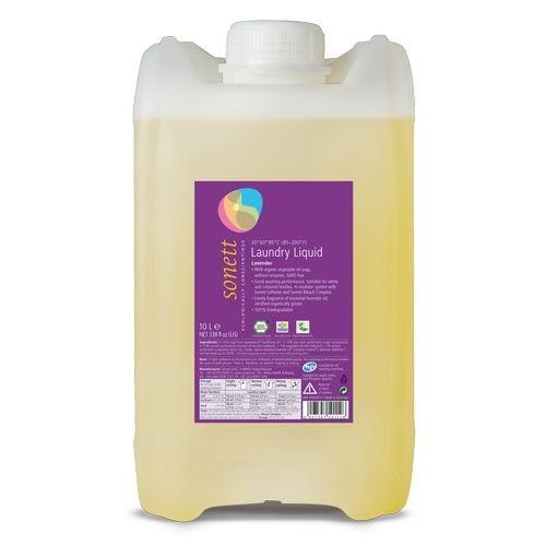 Detergent Eco Lichid Pt Rufe Albe Si Colorate Cu L