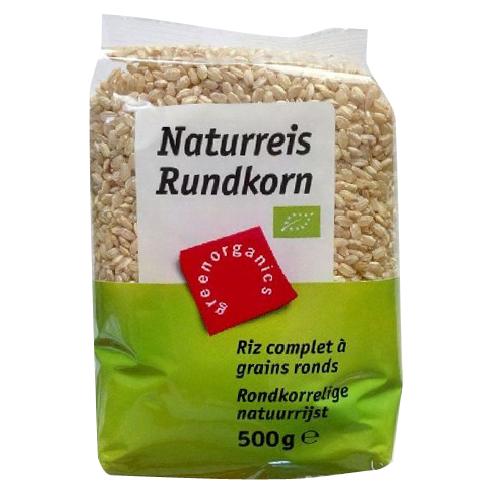 Orez Brun Bio 500gr Green Organics