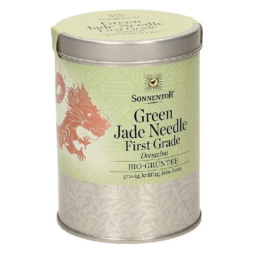 Ceai Premium Verde - Jade Needle - 1st Grade Eco 45g Sonnentor