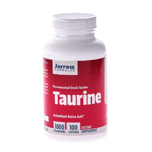 Taurine 1000mg 100cps Secom