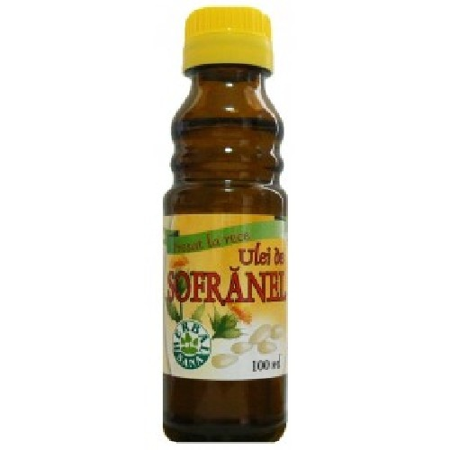 Ulei de Sofranel 100ml Herbavit