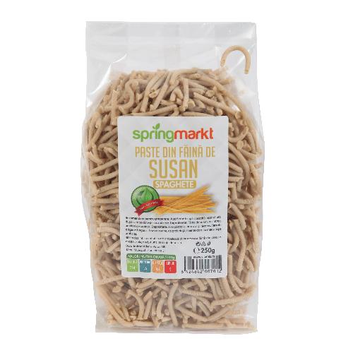 Spaghete din Faina de Susan (fara gluten) 250gr