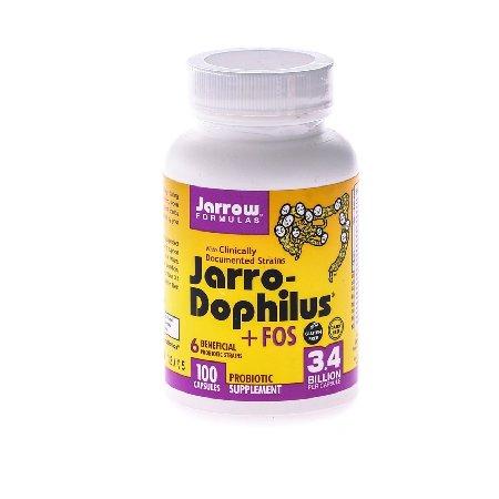 Jarro Dophilus+FOS 100cps Secom