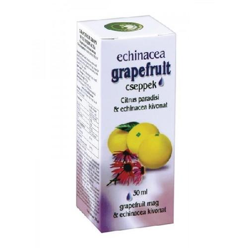 Picaturi de Grapefruit cu Echinacea 30ml Dr. Chen