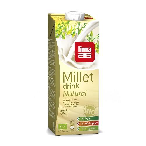 Lapte de Mei Bio 1l Lima