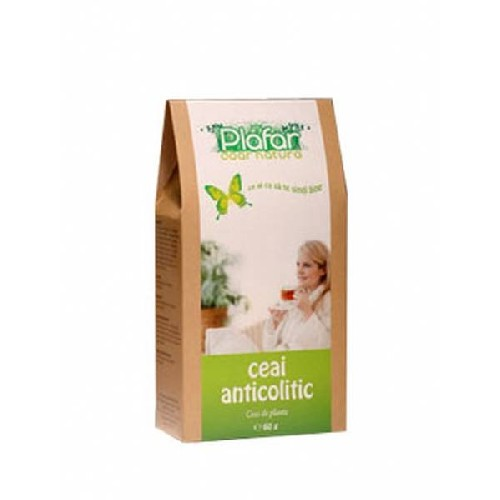 Ceai Anticolitic 50gr Plafar