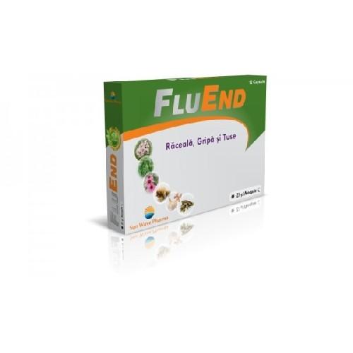 Flu End Capsule Sun Wave