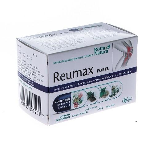 Reumax Forte 30cps Rotta Natura