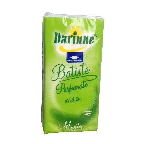 Batistute Parfumate pentru Nas (Menta) 10buc/pachet Darinne