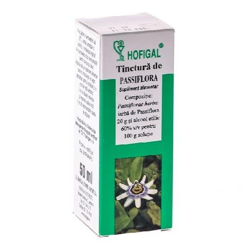 Tinctura Passiflora 50ml Hofigal