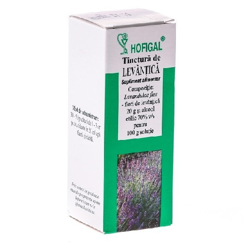 Tinctura Levantica 50ml Hofigal