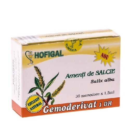 Gemoderivat Amenti Salcie 30monodoze Hofigal