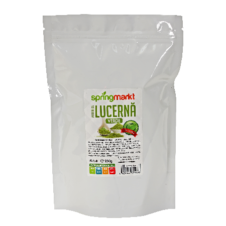 Pulbere de Lucerna verde 250gr