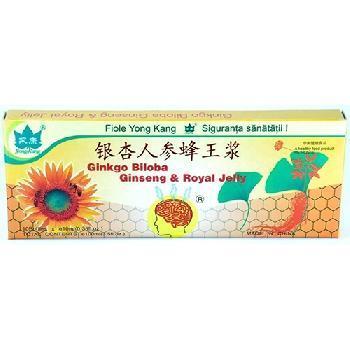 Royal Jelly Fiole Yong Kang